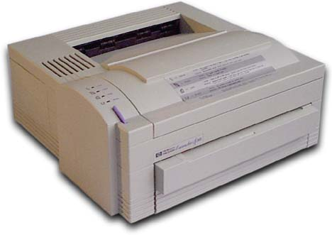 HP Laser Jet 4L/4ML/4P/4MP