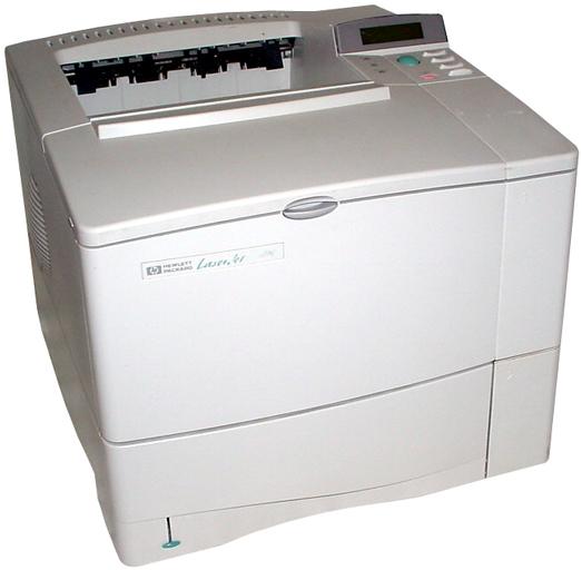HP Laser Jet 4000/4050