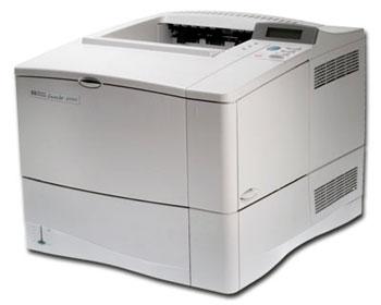 HP Laser Jet 4100