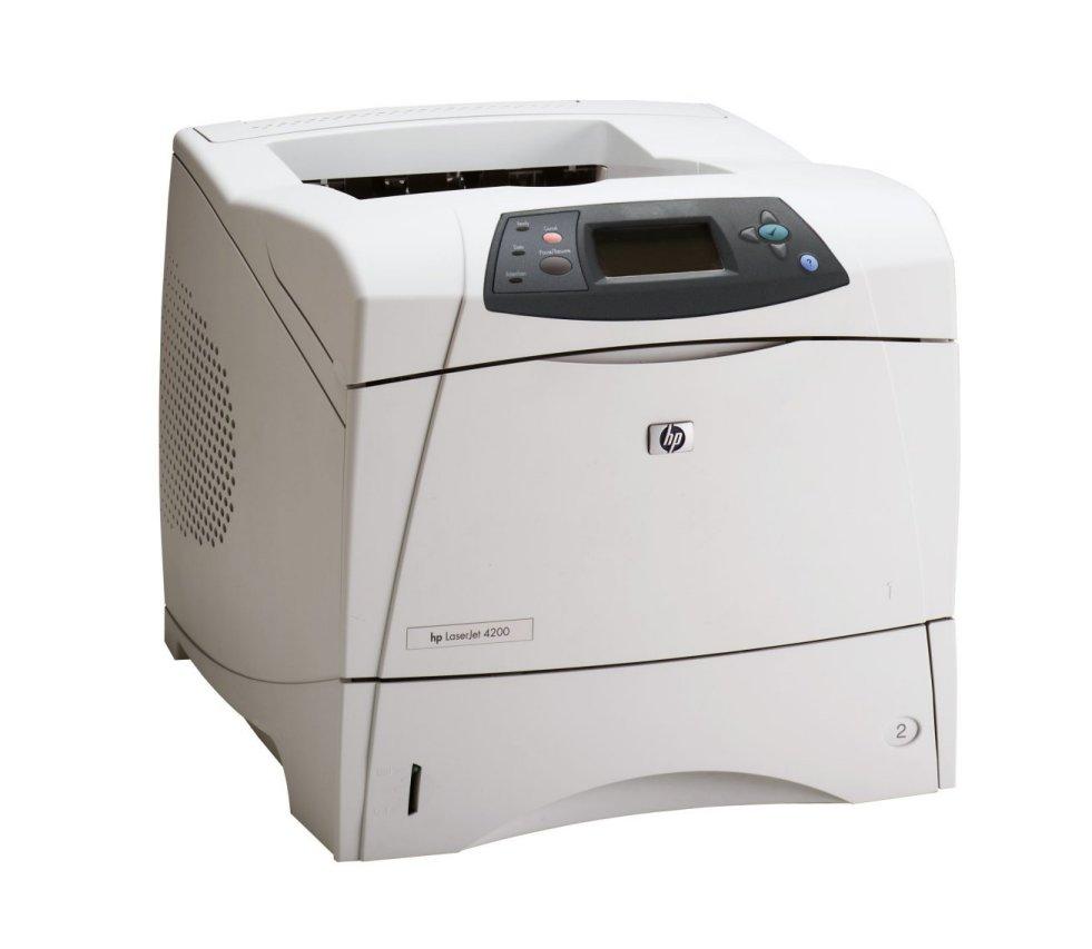 HP Laser Jet 4200